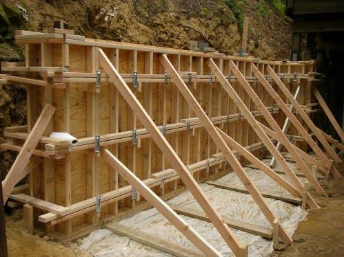 marvelous idea making concrete form architecture - انواع قالب بتن